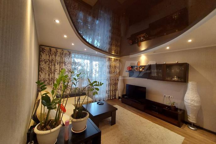 3 комнатная квартира  в районе центральная часть, ул. Ленинградская, 16, п. Боровский