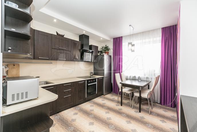 2 комнатная квартира  в районе Суходолье, ул. Бориса Житкова, 10, Жилой комплекс «Суходолье», г. Тюмень