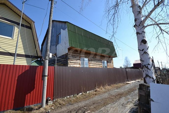 Дом с баней, в районе Казарово, г. Тюмень, по Салаирскому тракту