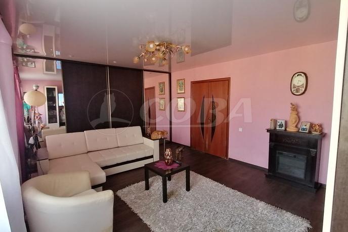 3 комнатная квартира  в Тюменском-2 мкрн., ул. Прокопия Артамонова, 4, Микрорайон МДС, г. Тюмень