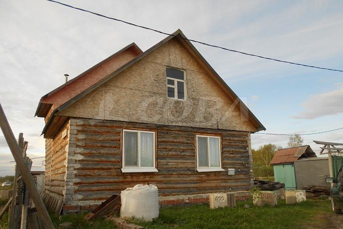 Загородный дом, с. Преображенка, Абалакский тракт