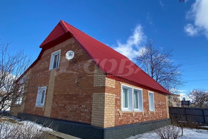 Загородный дом с баней, с. Исетское, по Червишевскому тракту
