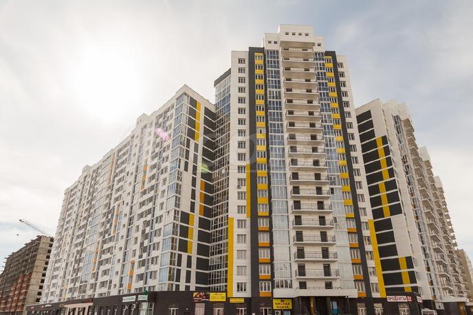 2 комнатная квартира  в районе Взлетный, ул. Ивана Захарова, 19, Жилой комплекс «Любимый», г. Сургут