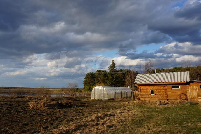 Загородный дом с баней, д. Чаплык, по Червишевскому тракту