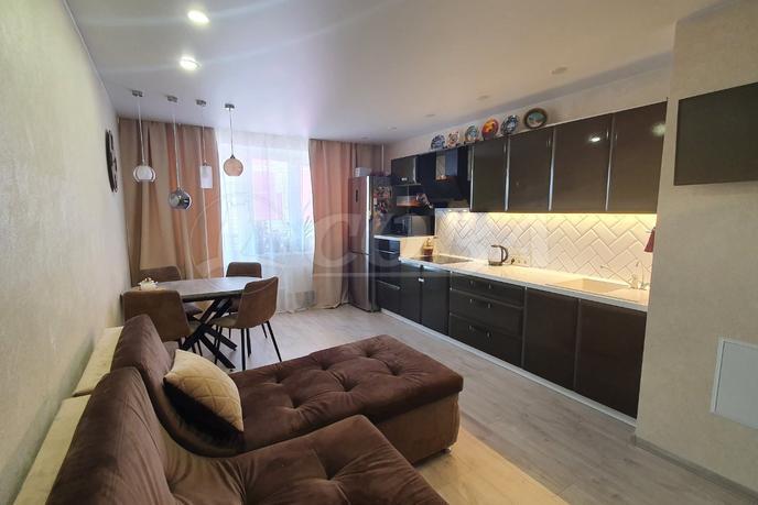 2 комнатная квартира  в районе Тюменская Слобода, ул. Созидателей, 6, ЖК «Комарово», д. Дударева