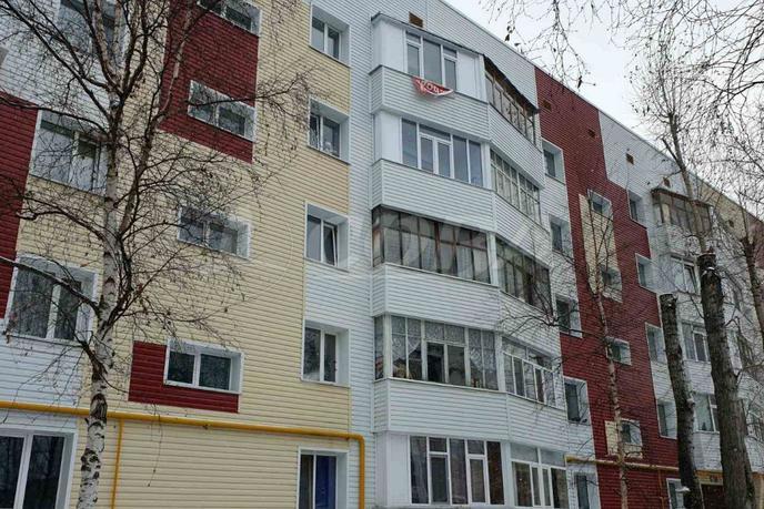 2 комнатная квартира  в районе УБР, ул. Энтузиастов, 51, г. Сургут