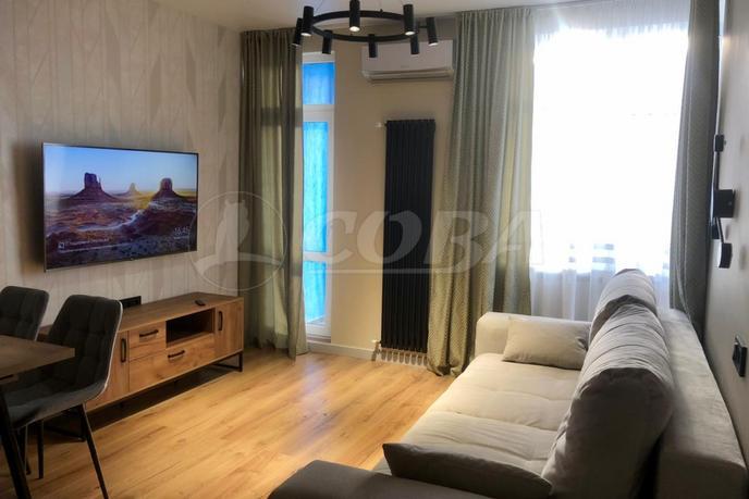 1 комнатная квартира  в районе Дагомыс, ул. Гайдара, 22, ЖК «Босфор», г. Сочи