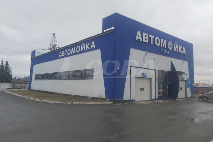 СТО, Автомойка, АЗС в отдельно стоящем здании, продажа, в Восточном мкрн., г. Тюмень