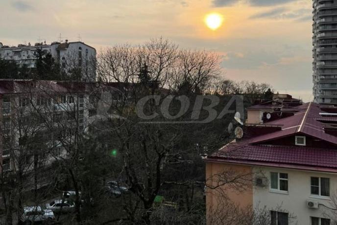 2 комнатная квартира  в районе Новый Сочи, ул. Пирогова, 18, г. Сочи