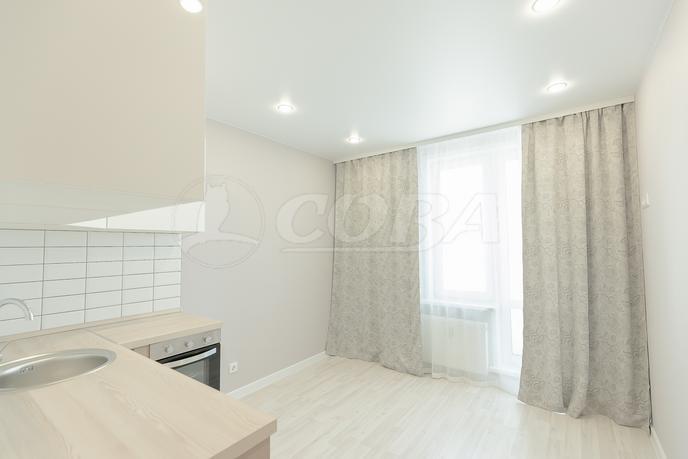 1 комнатная квартира  в районе Тюменская слобода, ул. Заполярная, 11, ЖК «Гармония», г. Тюмень