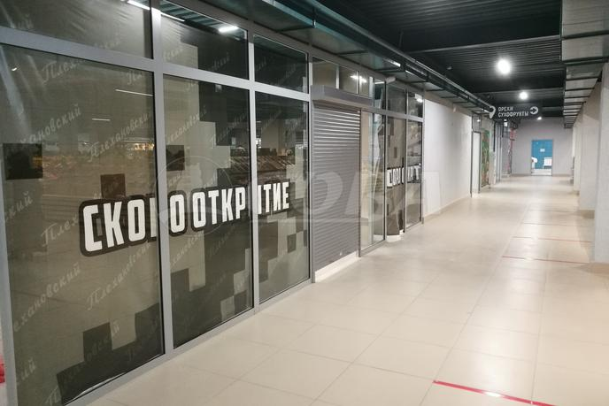 Торговое помещение в торговом центре, аренда, в районе Московского тр., г. Тюмень