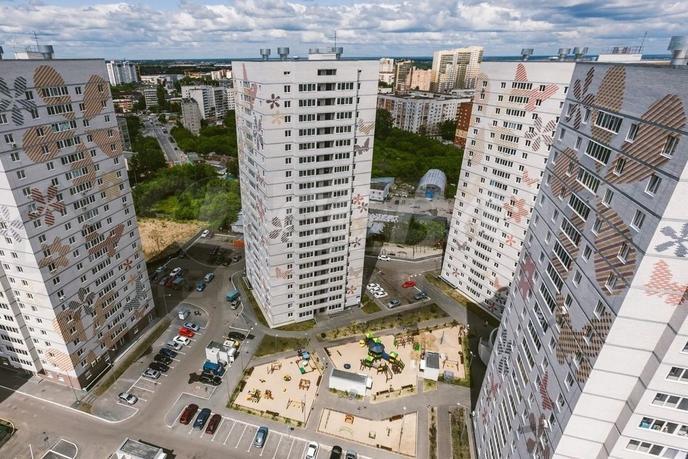 1 комнатная квартира  в 1 микрорайоне, ул. Таврическая, 9Б, г. Тюмень