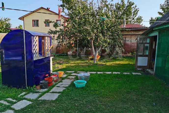 Садовый участок с баней, с/о ДНТ Приборостроитель, по Велижанскому тракту