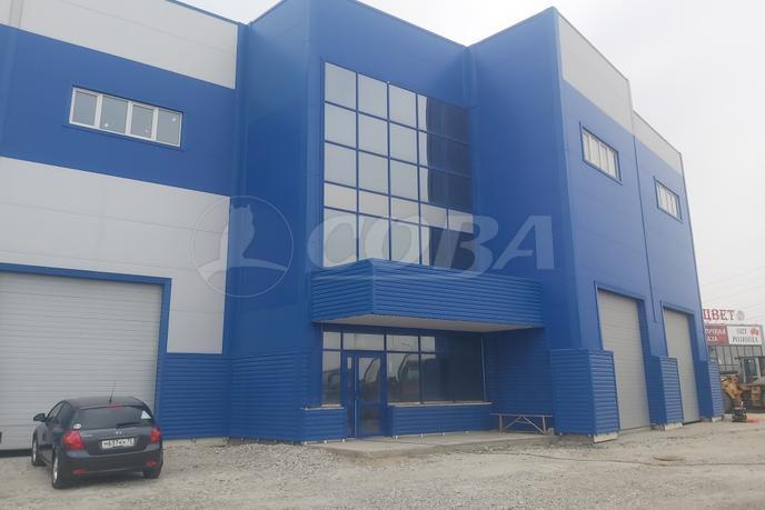 СТО, Автомойка, АЗС в отдельно стоящем здании, продажа, в районе Гилева / пос.Строителей, г. Тюмень