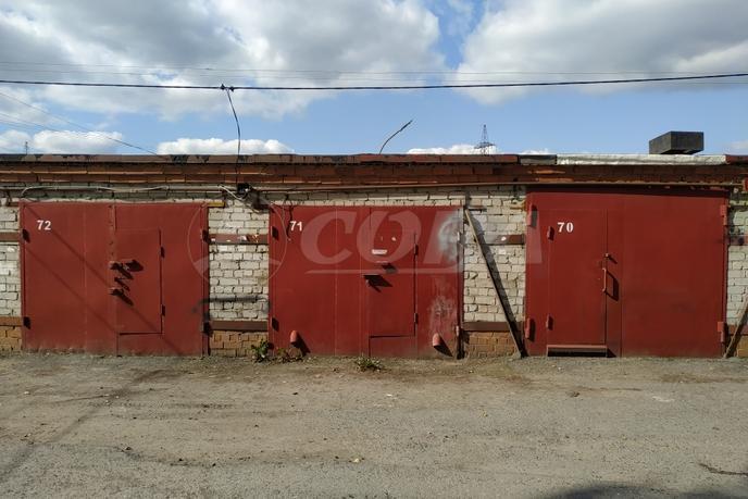 Гараж капитальный в районе Московского тр., г. Тюмень, ГК «Гвоздика»