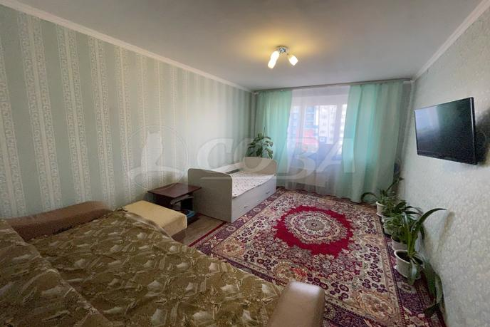 2 комнатная квартира  в районе Плеханово, ул. Кремлевская, 85/1, ЖК «Плеханово», г. Тюмень