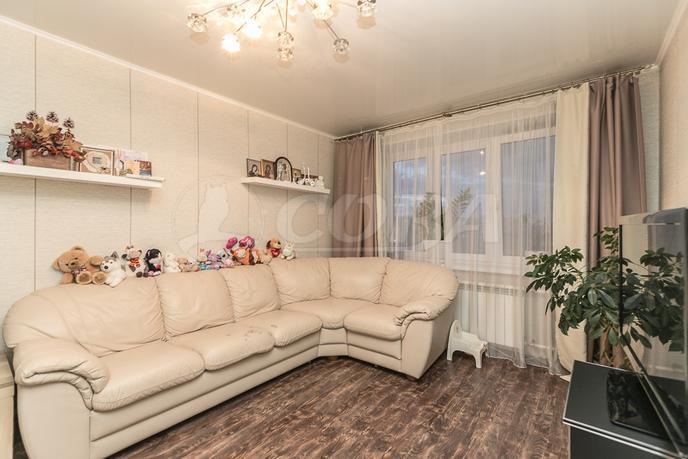 3 комнатная квартира  в Восточном мкрн., ул. Широтная, 157, г. Тюмень