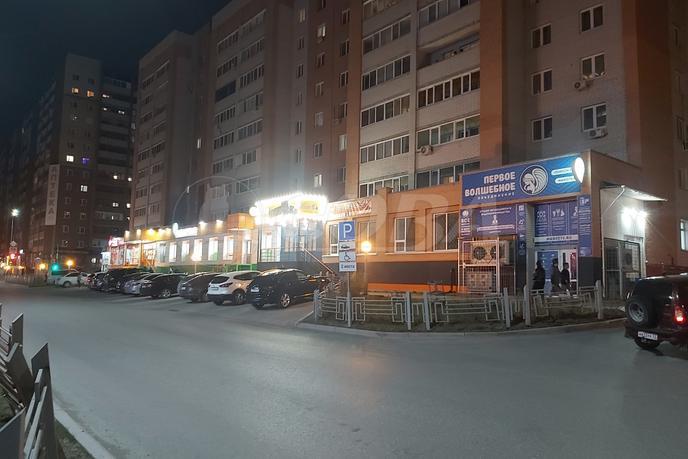 Торговое помещение в жилом доме, аренда, в Тюменском мкрн., г. Тюмень