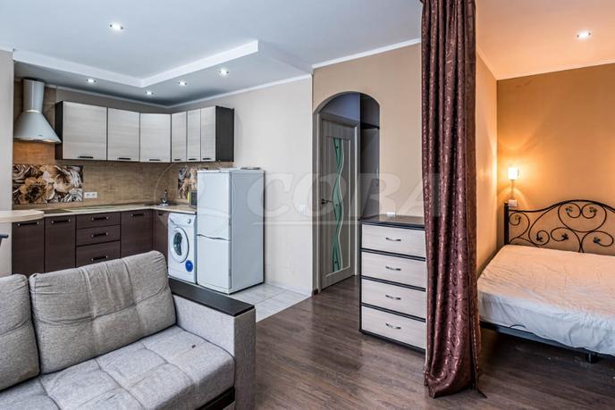1 комнатная квартира  в районе Донская, ул. Донская, 21, г. Сочи