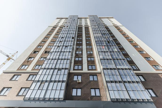1 комнатная квартира  в районе Матмасы, ул. Тальниковая, 1, ЖК «Дебют», г. Тюмень