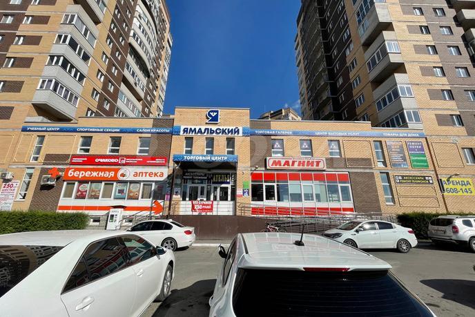 Нежилое помещение в отдельно стоящем здании, продажа, в Тюменском-2 мкрн., г. Тюмень