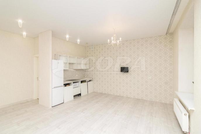 1 комнатная квартира  в Тюменском-3 мкрн., ул. Раушана Абдуллина, 7, Квартал «Орион» (6 Квартал), г. Тюмень