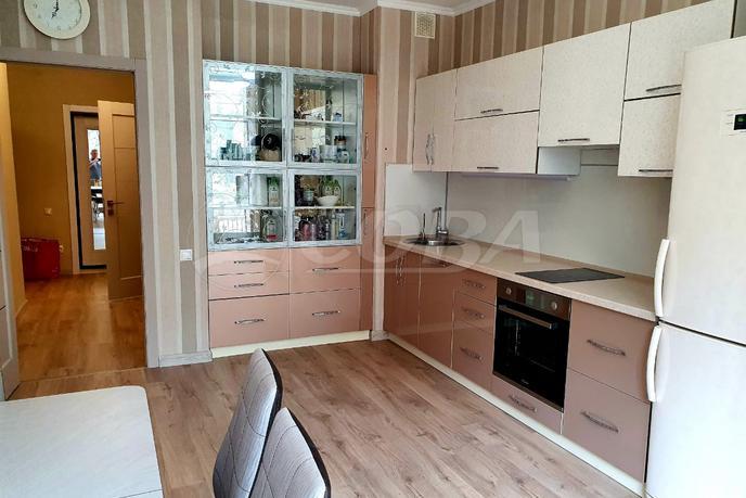 2 комнатная квартира  в районе Нижняя Светлана, ул. Курортный проспект, 75, АК «Светлана парк», г. Сочи