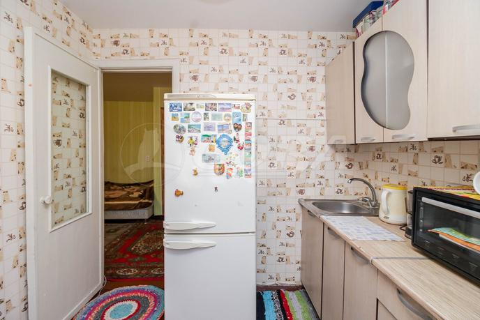 1 комнатная квартира  на КПД в районе 50 лет Октября, ул. 50 лет Октября, 62А, г. Тюмень