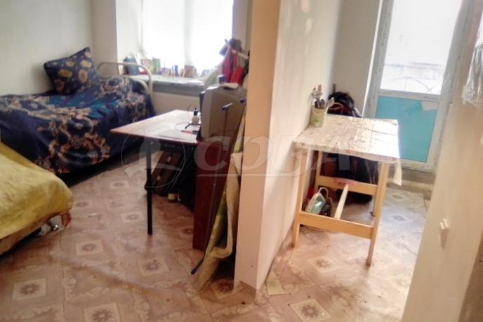 Студия в районе ММС, ул. Голышева, 2, г. Тюмень