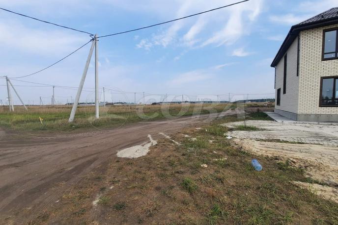 Участок под ИЖС или ЛПХ, в районе Новая нарезка, д. Падерина, по Московскому тракту