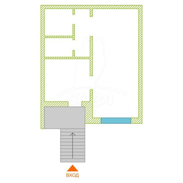 Торговое помещение в жилом доме, продажа, в Восточном 3 мкрн., г. Тюмень