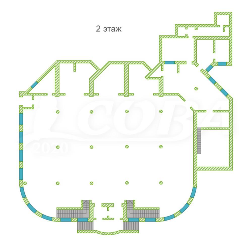Нежилое помещение в отдельно стоящем здании, продажа, в районе Технопарка, г. Тюмень