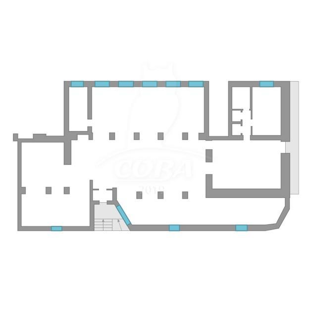 Торговое помещение в жилом доме, продажа, на КПД у ДК Строитель, г. Тюмень