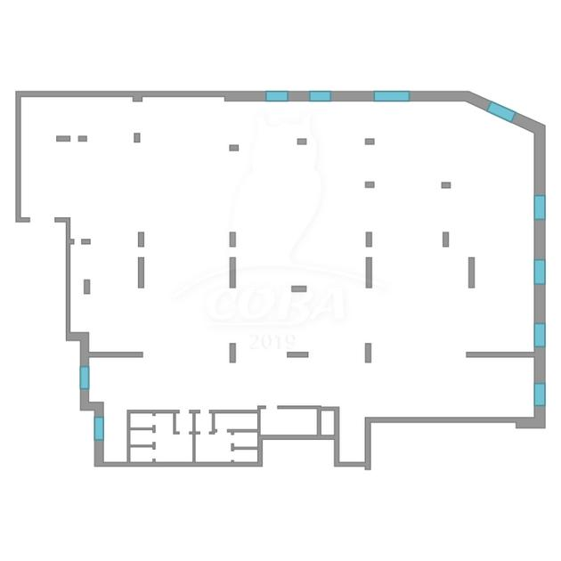 Нежилое помещение в отдельно стоящем здании, продажа, в Тюменском-3 мкрн., г. Тюмень