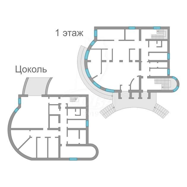 Нежилое помещение в отдельно стоящем здании, продажа, с. Уват