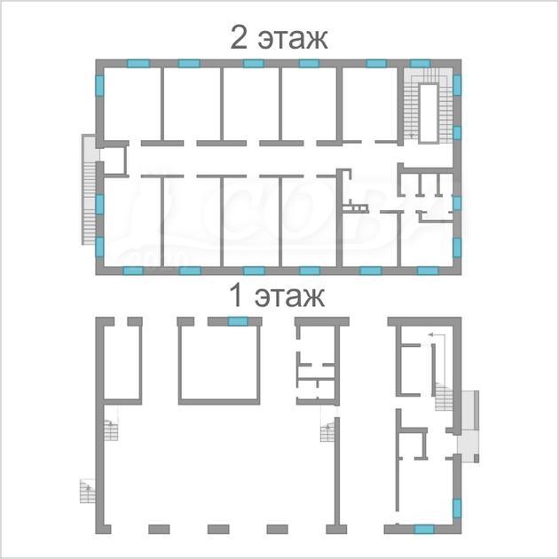 Нежилое помещение в отдельно стоящем здании, продажа, г. Тюмень