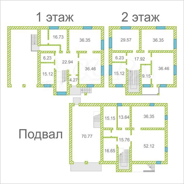 Коттедж, в районе Центральная часть, д. Падерина, по Московскому тракту
