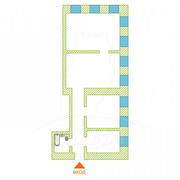 3 комнатная квартира  в историческом центре, ул. Челюскинцев, 36, г. Тюмень