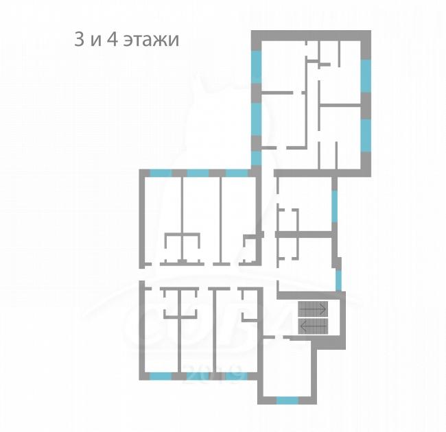 Нежилое помещение в отдельно стоящем здании, продажа, в районе КПД (Харьковская), г. Тюмень