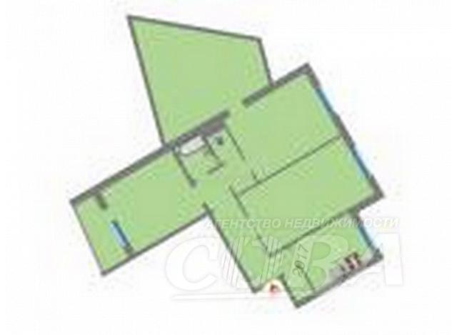 3 комнатная квартира  в 6 микрорайоне, ул. Широтная, 13А, г. Тюмень
