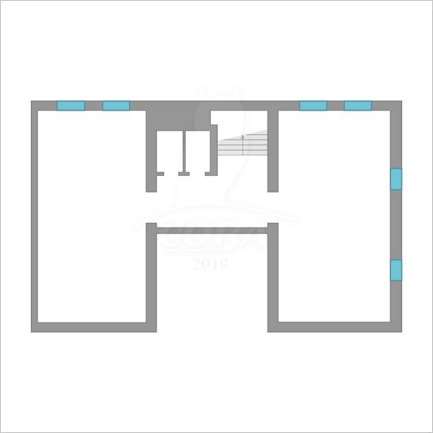 Нежилое помещение в жилом доме, продажа, в центре Тюмени, г. Тюмень