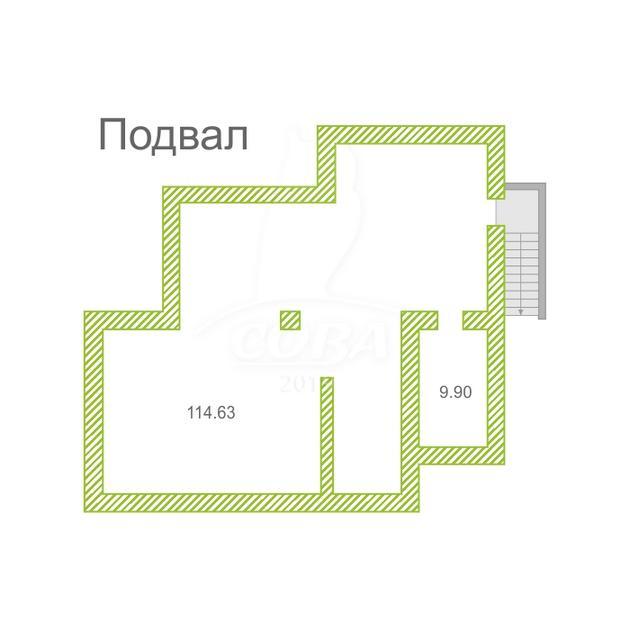 Коттедж, в районе Нагорный Тобольск, г. Тобольск