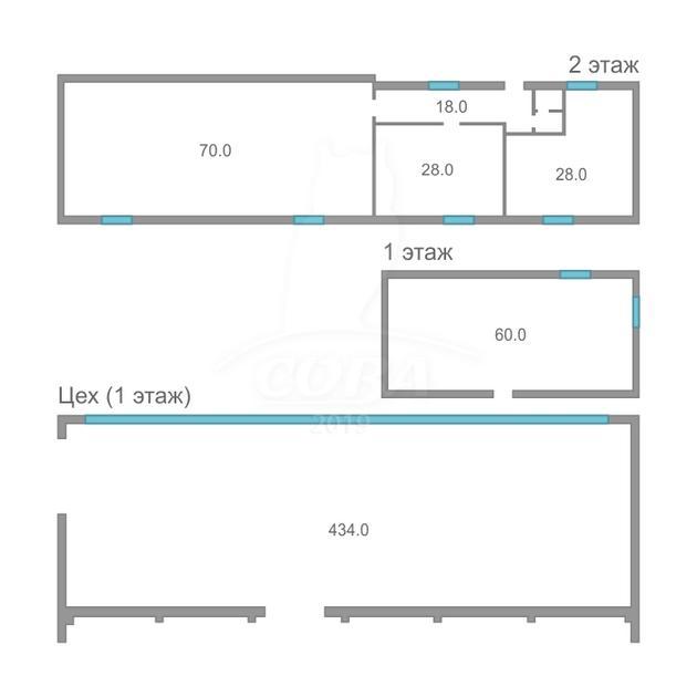 Нежилое помещение в складском комплексе, продажа, в районе ММС, г. Тюмень
