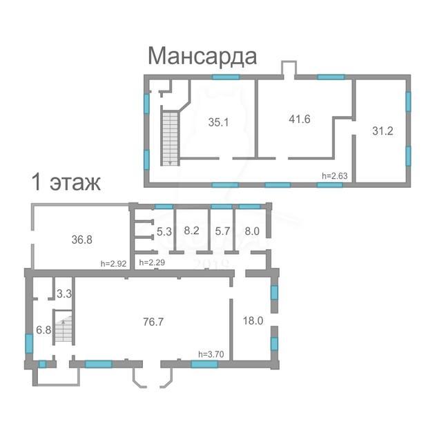 Нежилое помещение в отдельно стоящем здании, продажа, в районе Нефтегазового университета, г. Тюмень