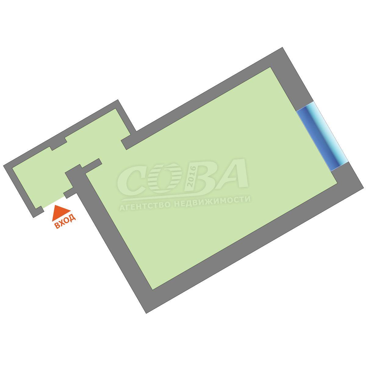 Комната в 2 микрорайоне, ул. Ткацкий проезд, 8, г. Тюмень