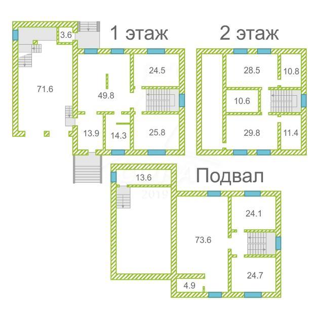 Коттедж, в районе Новокаменский, с. Каменка, по Ирбитскому тракту