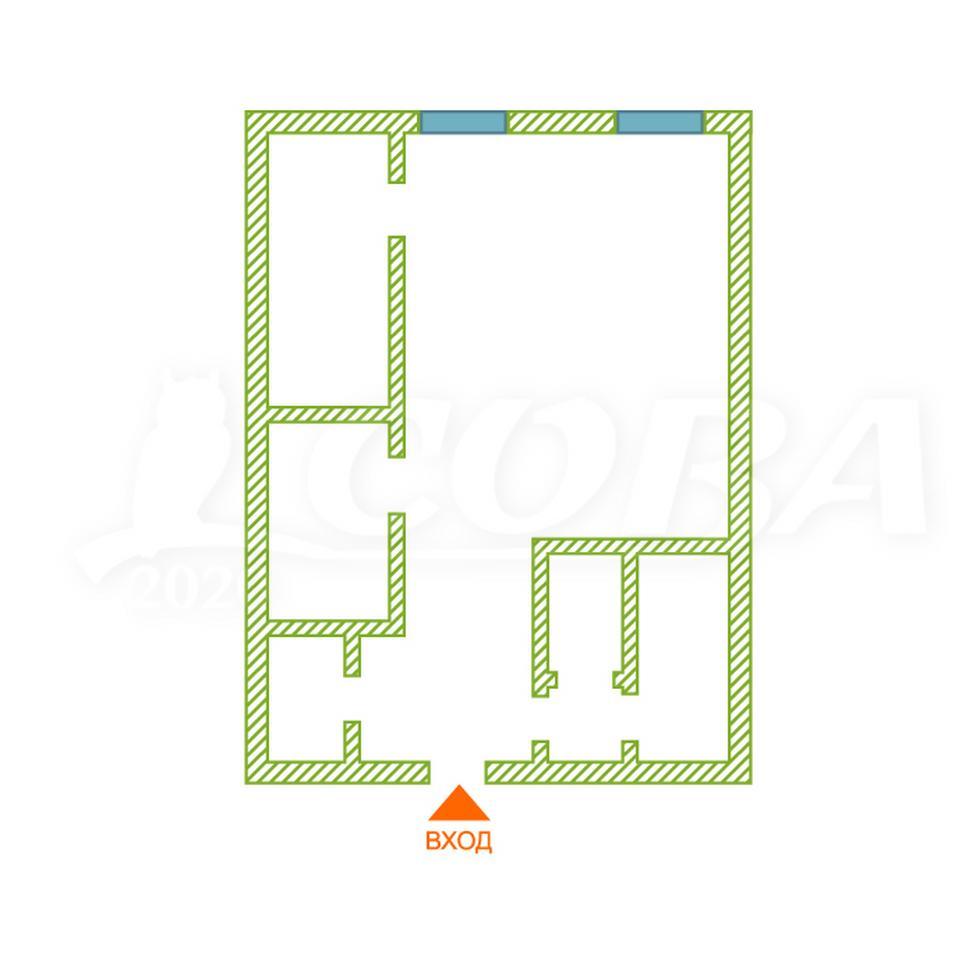 3 комнатная квартира  в районе Дагомыс, ул. Батумское шоссе, 69/5, г. Сочи