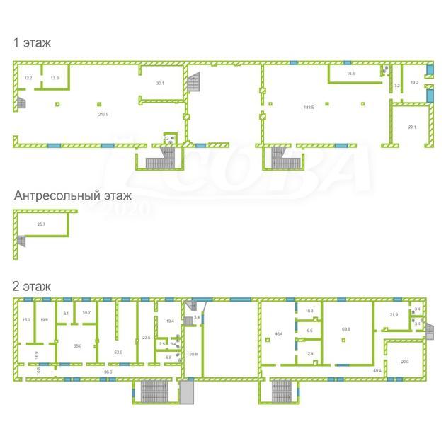 Произ-во, База, Ферма в отдельно стоящем здании, продажа, в районе Югра, г. Тюмень
