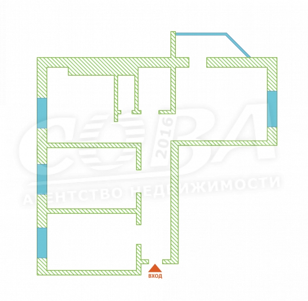 3 комнатная квартира  в Тюменском-2 мкрн., ул. Михаила Сперанского, 25, ЖК «Ямальский-1», г. Тюмень