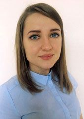 Специалист по продаже квартиры Нарубень Анастасия